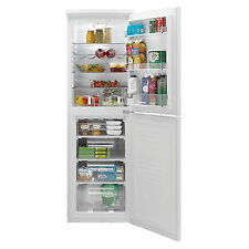 Hoover HSC574W Integrated 50/50 Fridge Freezer in
