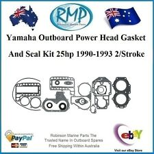 A Brand New Power Head Gasket & Seal Kit Suits Yamaha 25hp 1990-1993 # 695-W0001