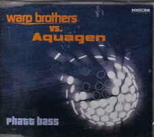 Warp Brothers-Phatt Bass cd maxi single 6 tracks