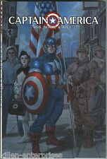 Captain America: Red, White & Blue Tpb - Marvel