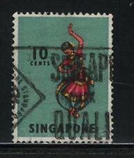 Singapore USED Sc 88a Value $ 8.50