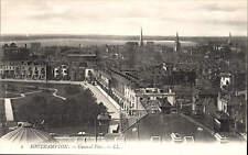 Southampton. General View # 1 by LL / Levy. Black & White.