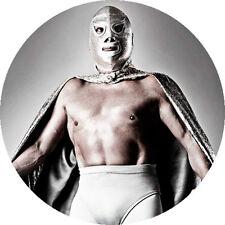 IMAN/MAGNET SANTO . blue demon lucha libre wrestling rodolfo guzman huerta