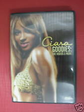 CIARA Goodies Videos & More CD DVD feat MISSY ELLIOTT