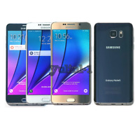 Samsung Galaxy Note 5 N920V Verizon 32GB Factory Unlocked Android 4G Smartphone