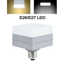 LED E27 E26 Energy Saving Bulb Light 13W Square Lamp 150W Replacement Downlight