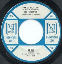 THE TRIUMPHS - I'M A ROLLIN' - VJ - GOSPEL PROMO