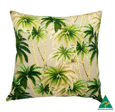 Genuine Tommy Bahama Tropical Palms Stone Outdoor 45cm cushion cover