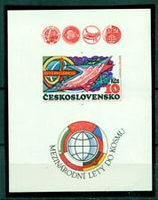 Tschechoslowakei , Raumfahrt Block 40 B postfrisch **