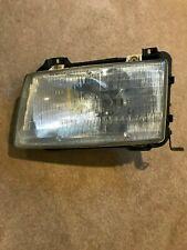 Saab 9000 Headlight Assembly Left 9122672   BT