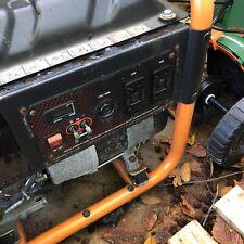 Generac GP 3300 ST 3300 Watts Gas Powered Portable Generator 3750 Starting Watts