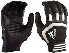 NEW Adidas SCORCH DESTROY football lineman gloves men 3XL XXXL Black