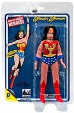 "WONDER WOMAN DC Comics Retro Style 8/"" inch Figure Series 1 Full Body Card 2014"