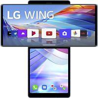 LG Wing G900 5G Illusion Sky, Dual SIM, 8GB 128GB