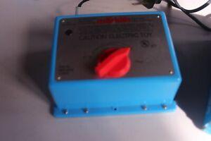 Marklin 6627 EMS 120 VAC Transformer Control Unit Throttle Direct
