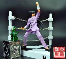 Jacksdo Saint Seiya Myth Cloth EX Dragon Shiryu Casual Wear Ver. Action Figurine