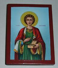 Icona Panteleimon Pantaleon medico martiri IKONA icone Orthodox ICON ICONO IKONA