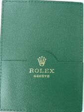 Rolex Genuine Leather Band Watches