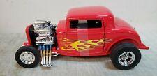 ACME 1:18 1932 BLOWN FORD THREE WINDOW FLAMETHROWER - A1805016 -
