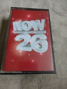 **NOW THAT'S WHAT I CALL MUSIC VOLUME 26**DOUBLE CASSETTE**