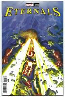 Eternals #1 2021 Unread Alex Ross Variant Cover Marvel Comic Book Kieron Gillen