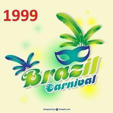 BRAZIL Rio CARNIVAL PARADE 1999 - 12 DVD - Complete Parade