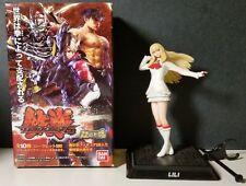 Tekken 6 Bandai trading figure Alisa Lars Lili 10cm personaggio a scelta