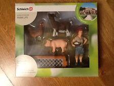 """Schleich 21053   """" Bauernhoftiere  Set  """"  ==NEU=="""