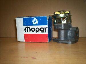 NOS MOPAR EGR Valve 1983 Dodge Chrysler Plymouth 2.2L engines  Part # 4287426