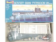 Revell 5066 Soviet SSBN Typhoon Class Submarine 1/400 NEU OVP 1607-15-59