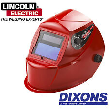 Lincoln Electric Autodarkening Welding Screen Helmet Mask Linc Screen II MIG TIG