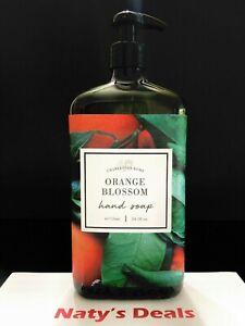 Orange Blossom Hand Soap Home & Body Company 24.5 oz