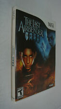 BRAND NEW Sealed M. Night Shyamalan The Last Airbender (Nintendo Wii, 2010)