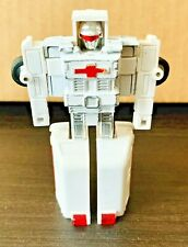 Vintage 1983 Bandai Gobots Machine Robo Rest-Q MR-15 toy robot Popy Japan loose