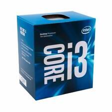 Intel Core i3-7100 7th Gen Dual-Core 3.90 GHz Desktop Processor BX80677I37100