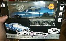 1/24 Testors Platinum Ultra #460083 Mustang Mach 1 Metal Body Kit MISB C2003