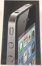 Apple iPhone 4 8GB Black (Unlocked) Brand New Factory Sealed!!!