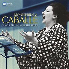 Montserrat Caballe - Montserrat Caballe sings Bellini and Verdi Arias [CD]