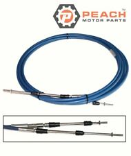 Peach Motor Parts PM-701-48320-30-00 Throttle Shift Cable Remote Control 14 Ft