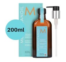 MOROCCANOIL ORIGINAL TREATMENT - 200ML SALON SIZE WITH PUMP - Trusted seller