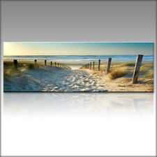 Home Decor Canvas Print Wall Art Ocean Beach Nature landscape picture no frame