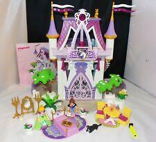 Playmobil 5474 - Fairy Tales Crystal Castle w/ Manual