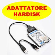 USB 2.0 SATA 7+15 / 22Pin USB2.0 Adapter Cable 2.5 HDD Laptop Hard Drive