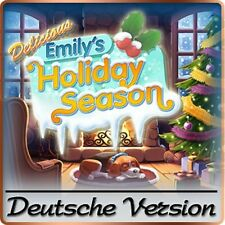 ⭐️ Delicious 5 - Emily's Holiday Season - PC / Windows ⭐️