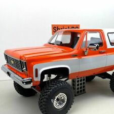 ShrinkRC Body Mounts for Axial SCX10ii - Blazer, K10 Truck, Mojave, 4Runner
