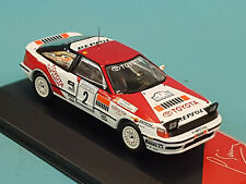 IXO Altaya Toyota Celica GT4-1990 Acropolis Rally- CarlosSainz Coll. - 1:43 /TOP