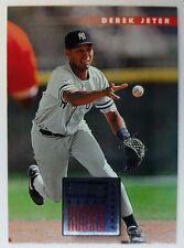 1996 96 Donruss Rated Rookie Derek Jeter RC #491, New York Yankees HOF
