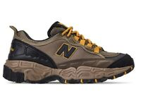 New Balance 801 All Terrain men's shoes Hiking Running brown/yellow ML801SB