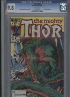 Thor #341 CGC 9.8 Walt Simonson 1984