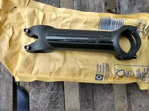 Deda Elementi Bicycle Superleggero RS Stem Black 12cm